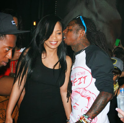 HyNaija: Lil Wayne's girlfriends post his text messages online