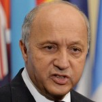 "Shocking: French Foreign Minister Laurent Fabius said ""We have counted 394 dead in the last three days."""
