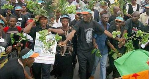 Ogoni people protest over non-implementation of UNEP report