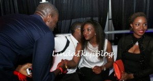 Genevieve and D'Banji are back together