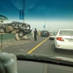 HN: Shocking auto accident occur on Third Mainland Bridge