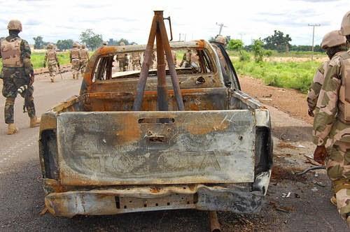 Boko Haram Seizes Four Towns In Borno And Yobe States