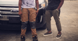 [PHOTO] Skales Acquires FORD Edge Jeep Worth N8 million