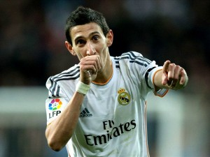Official: Manchester United sign Di Maria