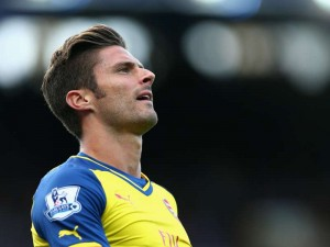 Giroud could be out for 10 weeks
