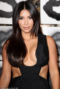 Kim Kardashian Exposes It All In New Photos