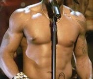 Hynaija:Former 90's sex symbol D'Angelo as he is now