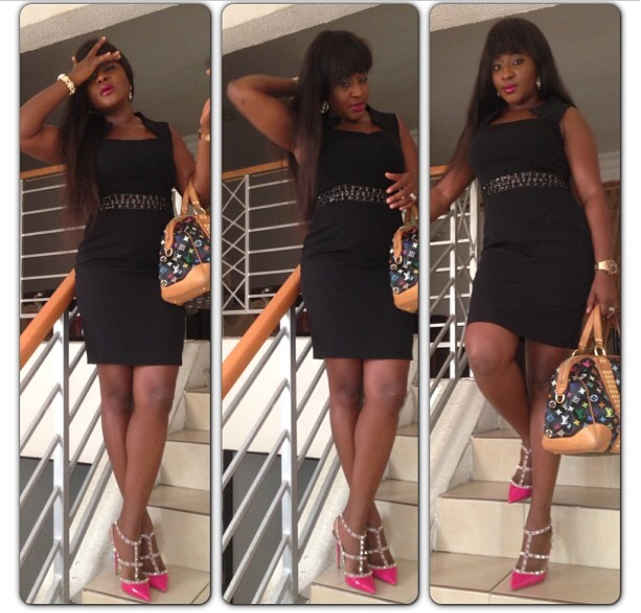 See New S**xy Pic of Ini Edo
