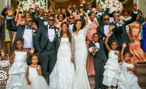 Dr Sid reacts to reports his wedding cost N25million