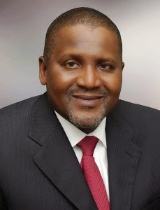 Aliko Dangote Donates N150million To Fight Ebola in Nigeria