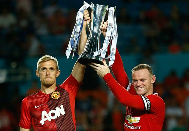 Rooney Named Man-U's New Captain With Darren Fletcher As Vice