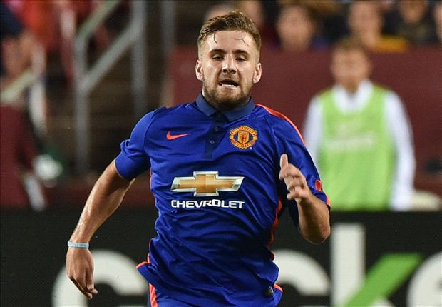 Man-U's Left-Back Luke Shaw Has Been Ruled Out With An Hamstring Injury For 4-Months