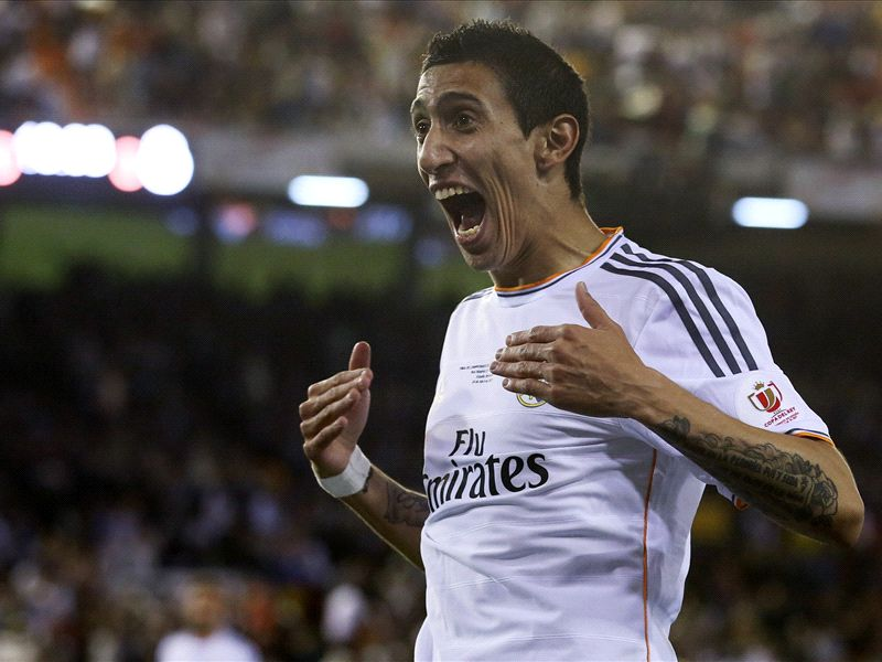 Manchester United agree Di Maria deal with Real Madrid