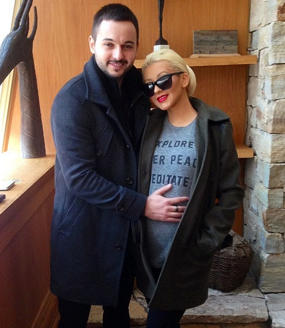 Christina Aguilera Welcomes a Baby Girl
