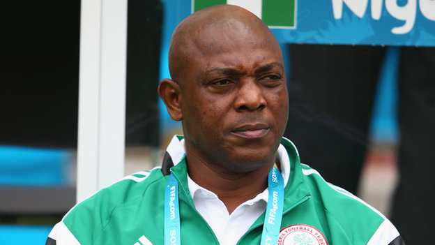Stephen Keshi Loses Patience, Rules Out Return as Nigeria's Coach • Reveals His Frustrations to BBC