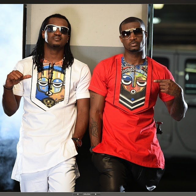 Pictures: Paul Okoye Shares New Pictures From P Square 6th Album Photoshoot