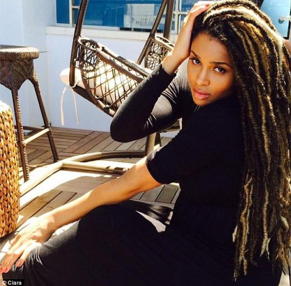 Ciara Reacts To Break-up Rumour On Twitter