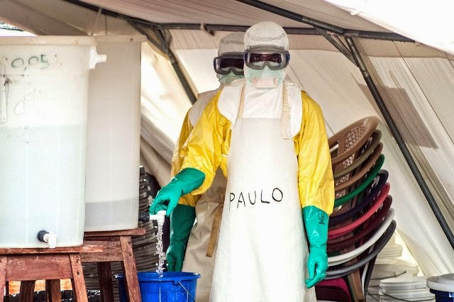 Pregnant Woman Tests Positive For Ebola In Obalende, Lagos When She went For Check Up