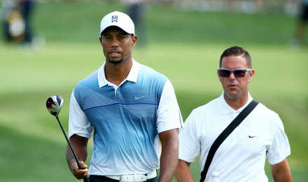 Tiger Woods Splits With Coach