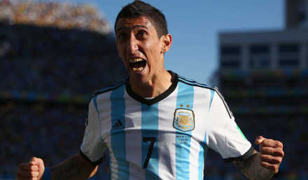 BREAKING NEWS : Man Utd agree £63.9m fee for Di Maria