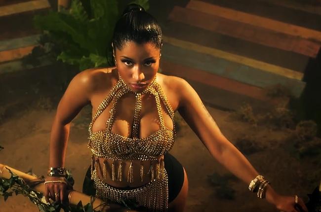 Nicki Minaj's 'Anaconda' Video Smashes Vevo Record