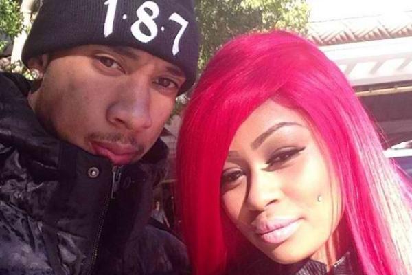 Rapper Tyga Breaks Up With Girlfriend, Blac Chyna