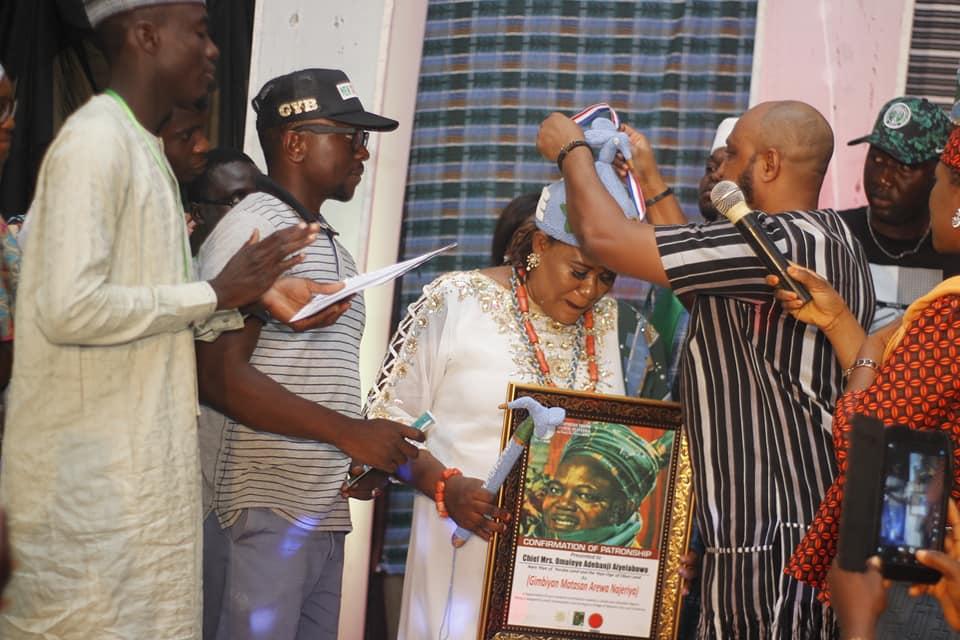 2018 World Tourism Day: Aare Yeye Omoleye Adebanji Scooped Double Awards