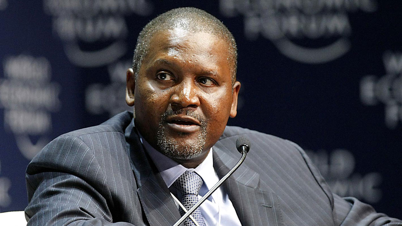 Aliko Dangote Biography & Net Worth (2020)