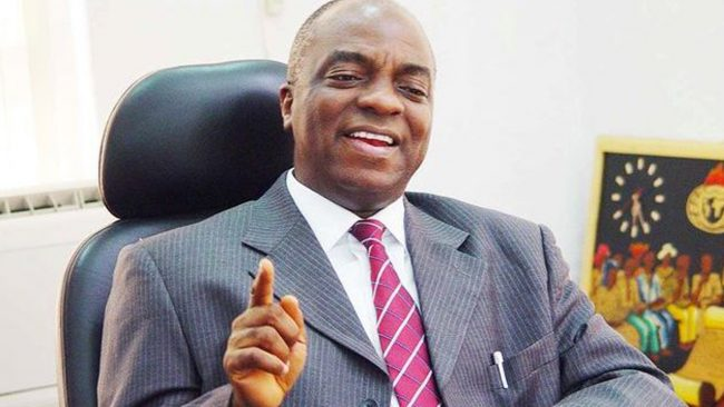 Bishop David Oyedepo Biography