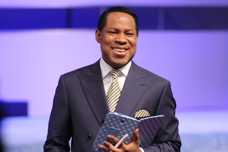 Chris Oyakhilome Biography