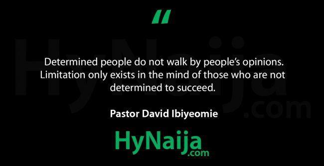 Pastor David Ibiyeomie quotes