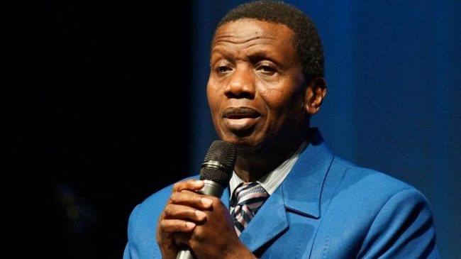 Pastor Enoch Adeboye Biography