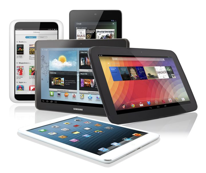 iPad, Vigi Tabs & Android Tablets, Which Would You Prefer?