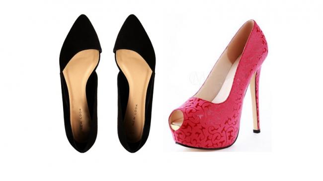 Trendy Flats and heels