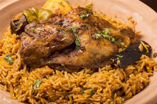 Chicken Kabewa (Pumpkin) Rice Recipe