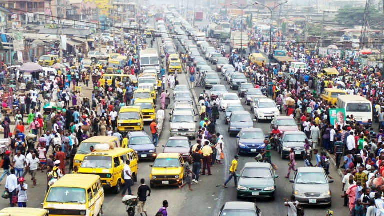 Lagos Traffic: Everybody in Lagos is Visibly Angry