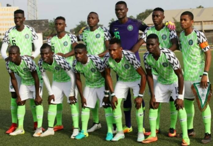 Flying Eagles to face Niger, Burundi, South Africa in Group A at AFCON U-20