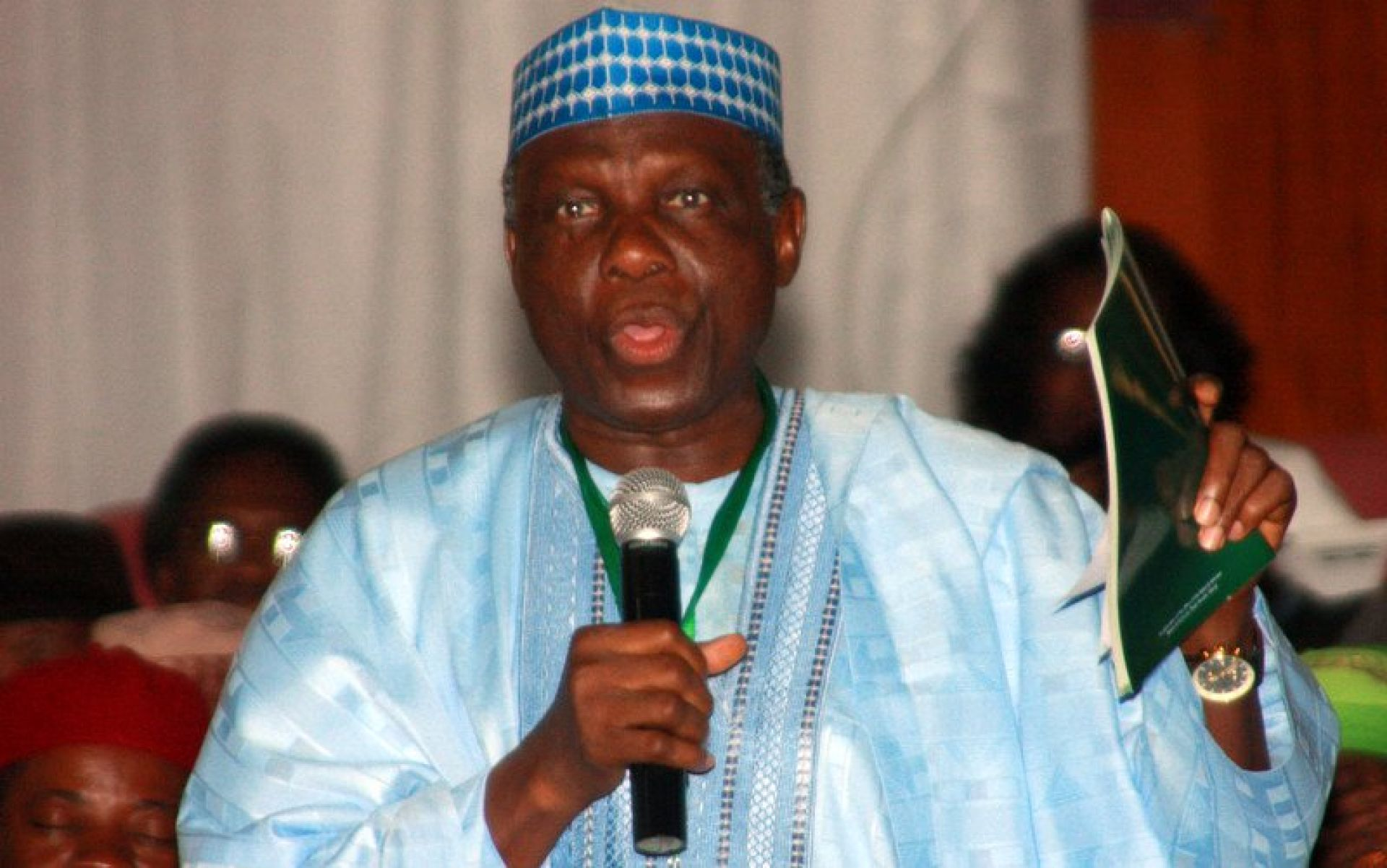 Court Declare Jerry Gana As SDP's Presidential Candidate