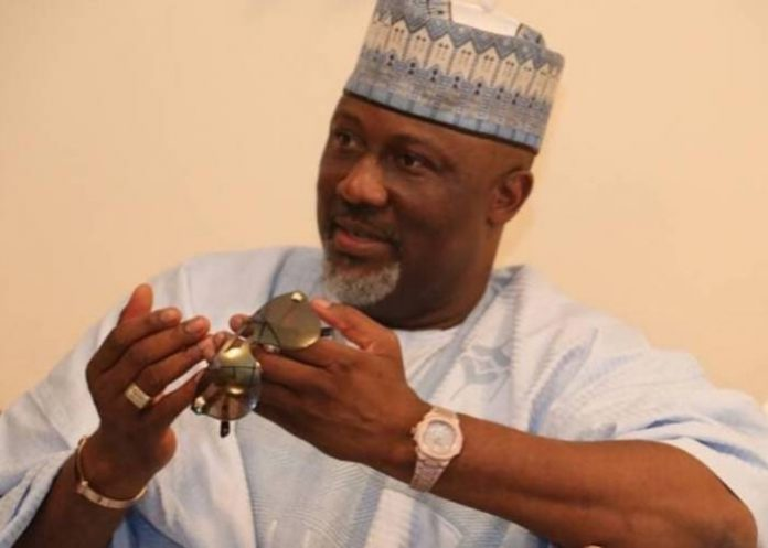 Why we will remain in Dino Melaye's house – Police