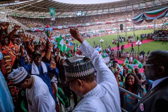 Muhammadu Buhari lied at APC South South rally – PDP