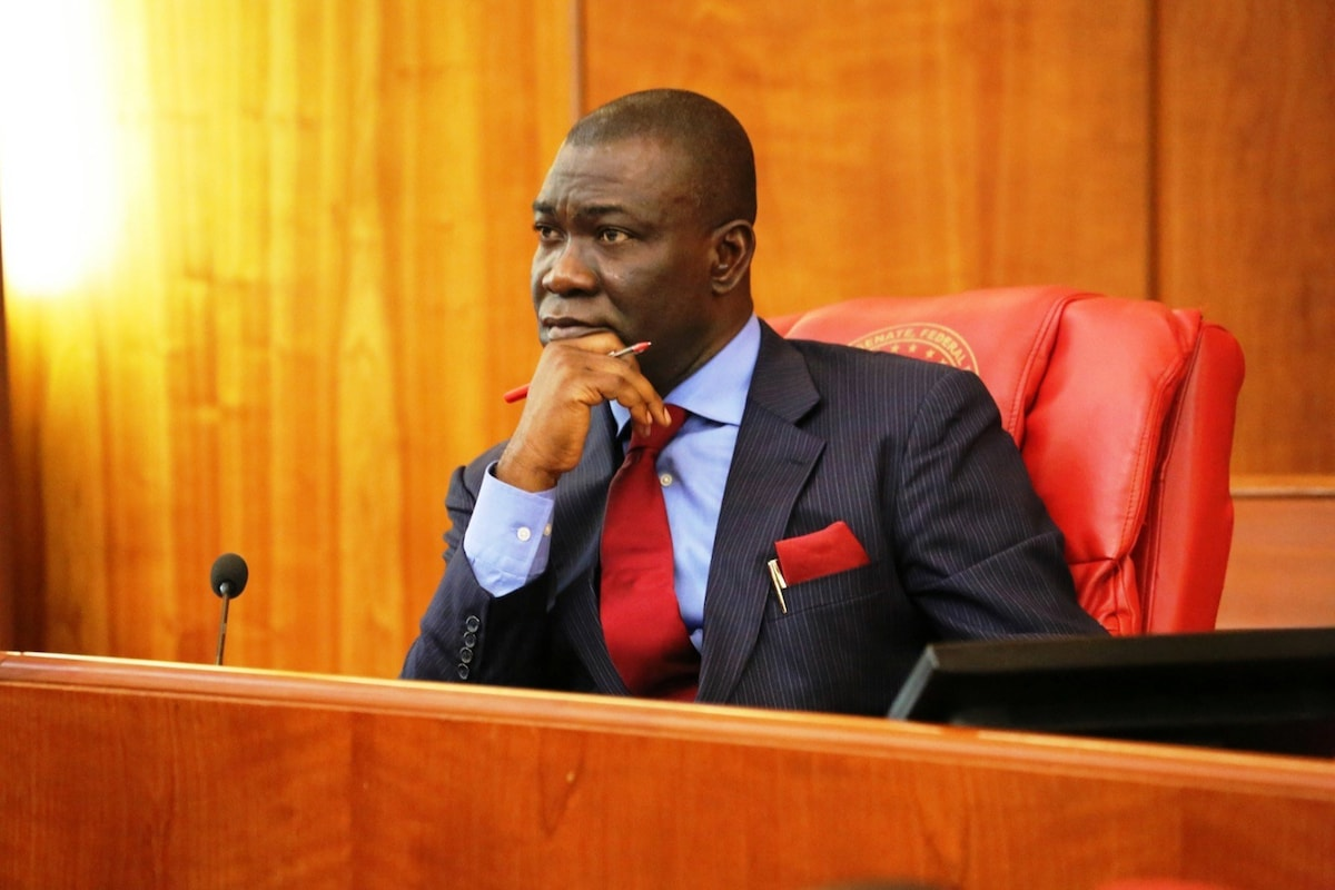 FG ban Ekweremadu, David Mark, and 27 others from travelling