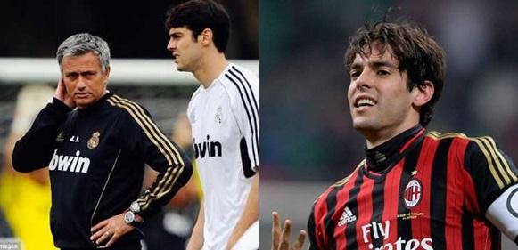 My Real Madrid Career was Ruined by Jose Mourinho – Kaka