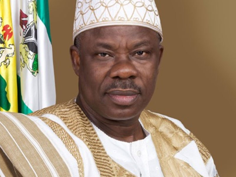 Amosun Speaks On His Suspension After His Visit To President Buhari