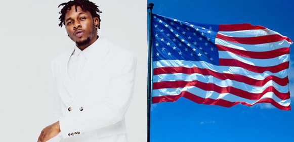 Singer Runtown purportedly banned from entering the United States