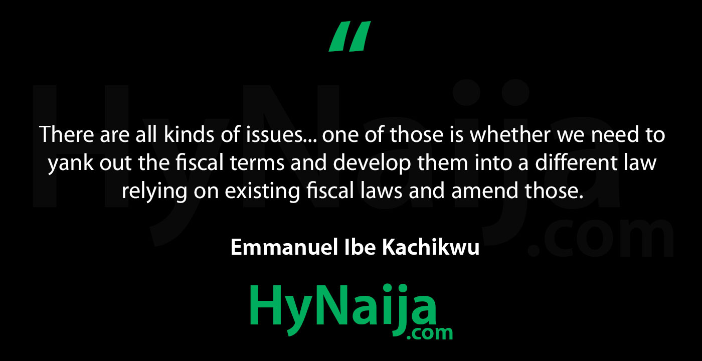 Emmanuel Ibe Kachikwu quotes