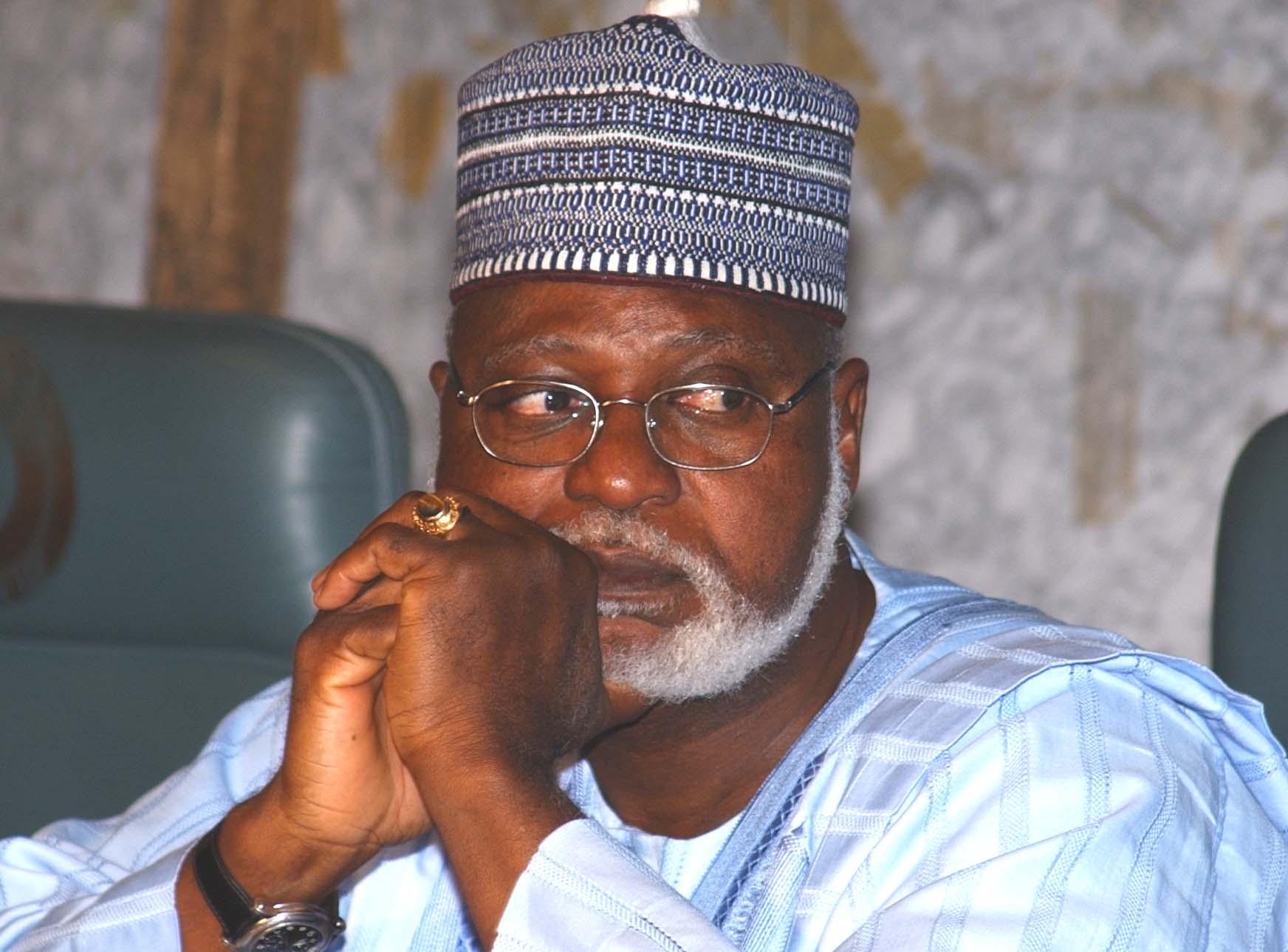 Boko Haram has been decimated – Abdulsalami Abubakar