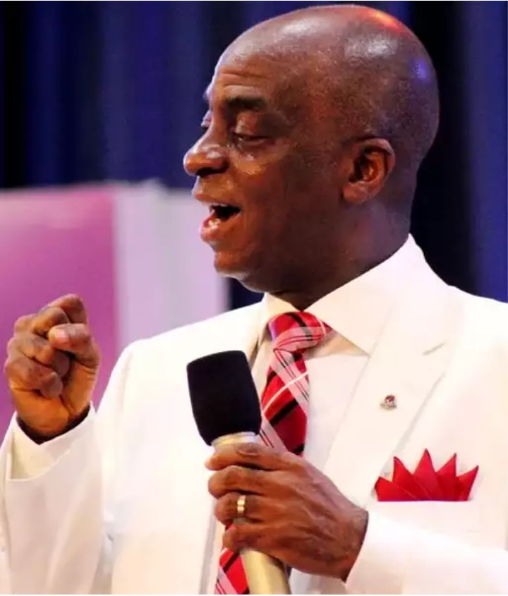 I Am Dangerously Wealthy, I Am Rich – Bishop Oyedepo