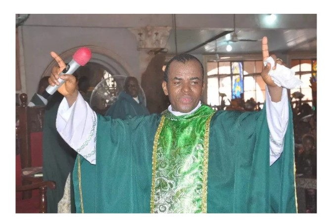 Catholic Church Frowns At  Mbaka, Others Over Politics