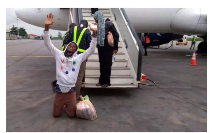 NEMA Recieves 193 Nigerians From Libya