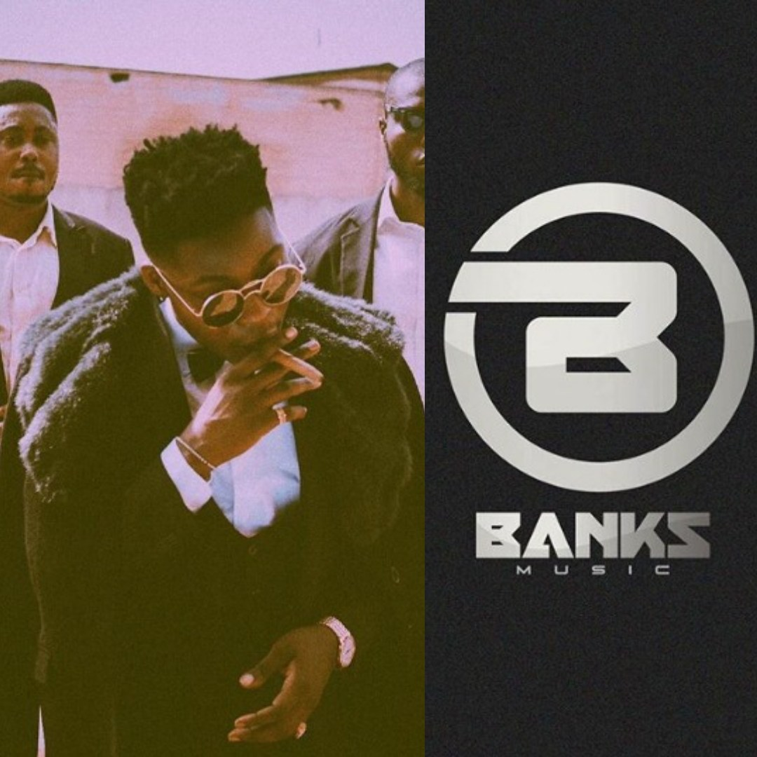 Reekado Banks Reveal Record Label, Banks Music